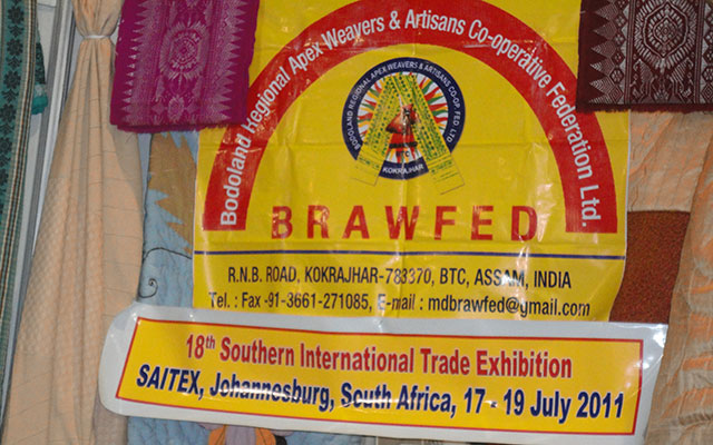 South Africa International Trade Exhibition 2011