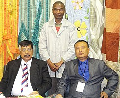 South Africa International Trade Exhibition 2011...